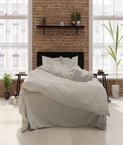 Maholi - 100% Organic Cotton Duvet Cover Set
