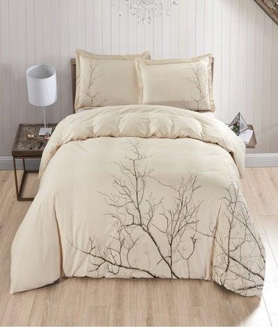 Maholi - Algonquin Embroidered Duvet Cover Set